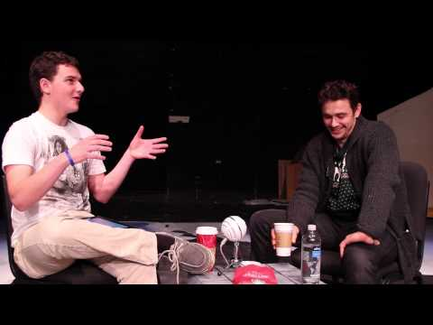 Campanile with James Franco (Part 2 of 5: Palo Alto High School)