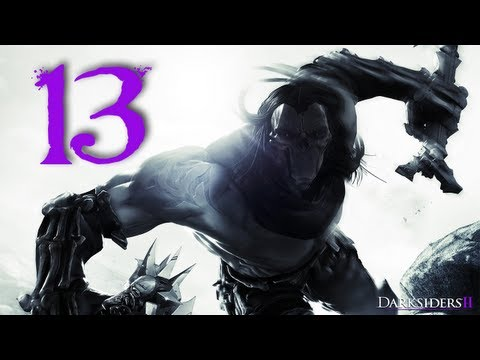 Darksiders 2 Walkthrough / Gameplay Part 13 - Rolling Thunder
