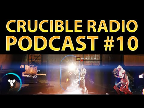 Planet Destiny: Crucible Radio Ep. 10 - Rift (ft. Fizzor, tripleWRECK, Clout, & Exxtrooper)