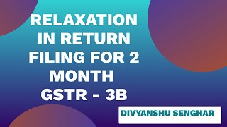 DEMO How to fill GSTR - 3B, Summarized GST Form for July'17 & Aug'17, Explained in HINDI*