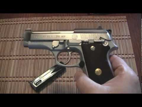 Taurus PT 58 SS Review Stainless Steel 380 with Class