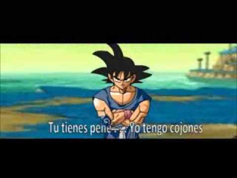 Cosas Que Pasan(completo) Goku Vs Naruto(leo El Capo Loquendero).3gp video