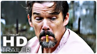 CUT THROAT CITY Official Trailer (2020) Ethan Hawke, Wesley Snipes Movie HD