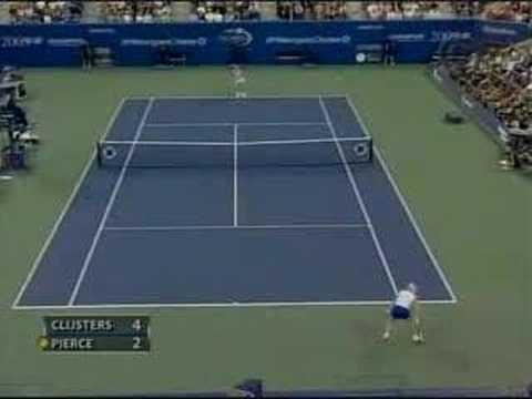 Mary Pierce 2005 US Open Final