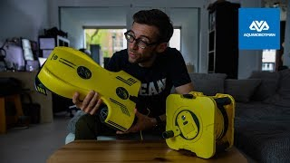 NEMO underwater drone ⎜ UNBOXING and FIRST IMPRESSION