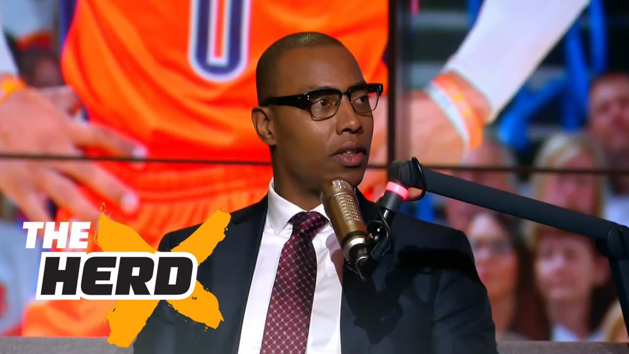 Caron Butler talks LeBron's impact, Blake Griffin's future and more | THE HERD (FULL INTERVIEW)
