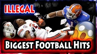 Biggest Football Hits of All Time