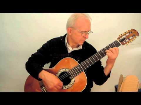 Feste Lariane (Luigi Mozzani) -  Guitar Cover  Nauka Gry Na Gitarze Warszawa