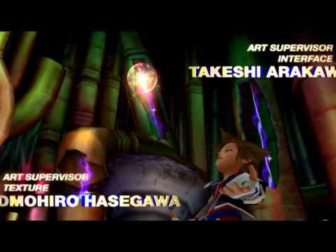 Kingdom Hearts Remix Op -  Final Distance Remix