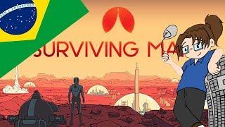 Surviving Mars: Brazil + Mega Meteors - Minerals = Fun? -- Ep 3