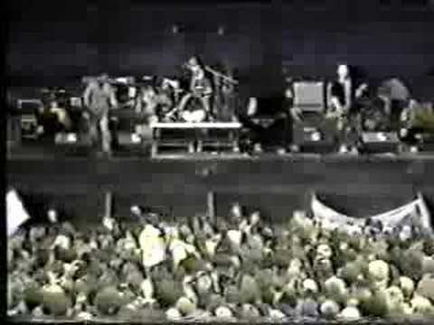 Husker Du - Ice Cold Ice - Pinkpop Festival 6/08/87