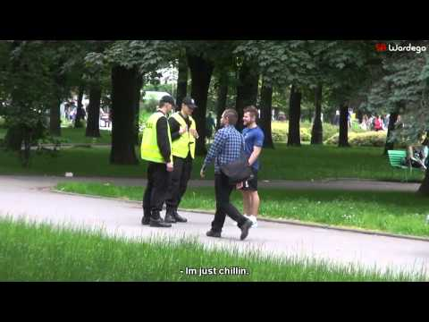Police Trainer SA Wardega