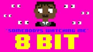 Somebody 39 S Watching Me 8 Bit Remix Version Tribute To Rockwell 8 Bit Universe