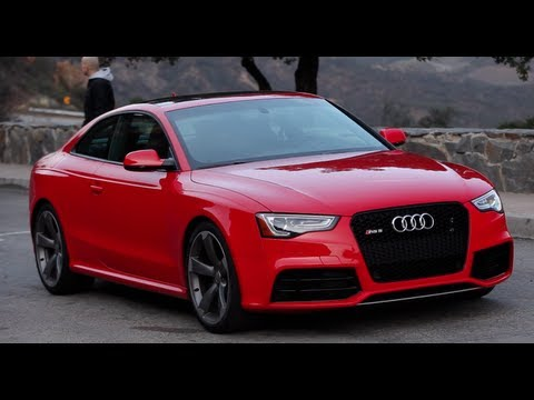 Audi RS5 Review - One Take