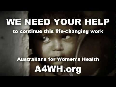Australians For Womens' Health (A4WH) Interviews