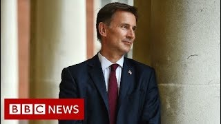 Race to become UK PM: Jeremy Hunt interview – BBC News