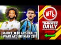 Arsenal Make Offer For Marcelo & Argentinian CB | AFTV Transf...