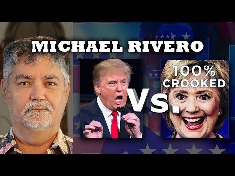 Crooked Hillary to Lose or Be Indicted by Nov 2016 Election - Michael Rivero Interview