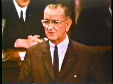 Lyndon B. Johnson's Speech on The Vietnam War 1966