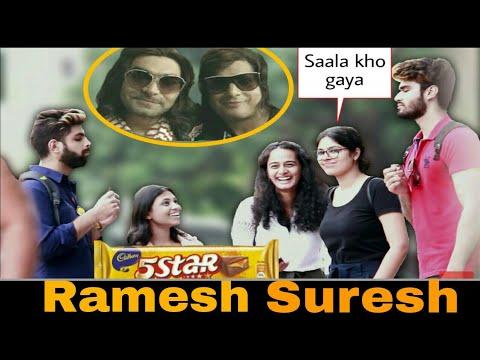 5 Star Ramesh Suresh Prank | Jo khaaye kho Jaaye | Funny pranks | Prank in India | Pranks 2018 |