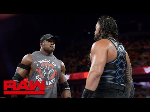 Kurt Angle reveals how Brock Lesnar's next challenger will be decided: Raw, June 18, 2018 thumbnail