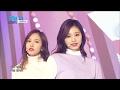 【TVPP】 TWICE - TT Show Music core Stage Mix, 트와이스 - TT 음중 교차편집