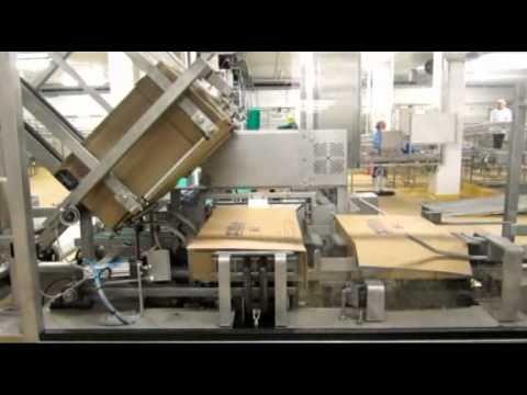 AFAK block packing machine from Samhentir