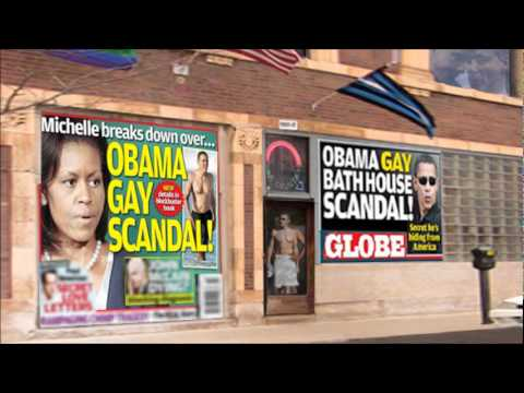 Is Barack Obama Gay? Part 8 of Larry Sinclair Interview on the HillBuzz & Mrs. Fox Show 11/15/11