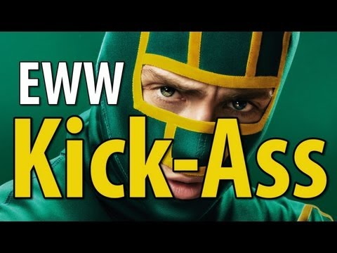 Everything Wrong With Kick-Ass In 7 Minutes Or Less