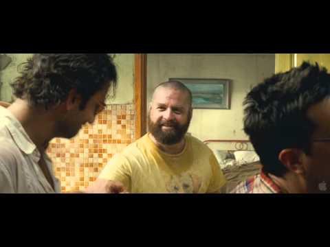 Trailer: The Hangover 2 (¿Qué pasó ayer?) Subtitulos en español