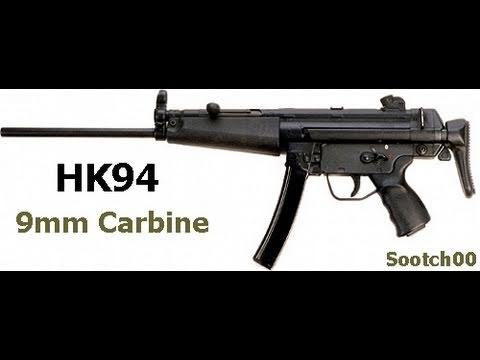 HK94 9mm Carbine