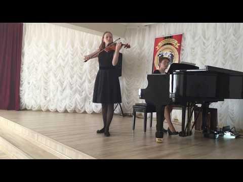 Нардини, Пьетро - Соната для двух скрипок ре мажор