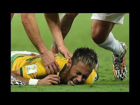 Neymar ruled out of World Cup with fractured vertebrae