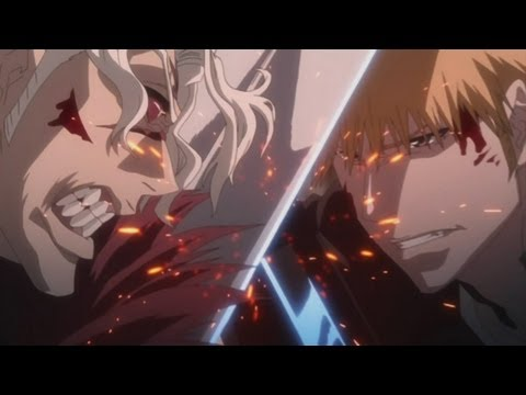 Ichigo Vs Ginjo Amv - Stand Up Be Strong video