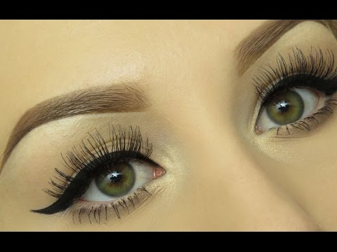 Winged Eyeliner Tutorial (EASY Step by Step!)