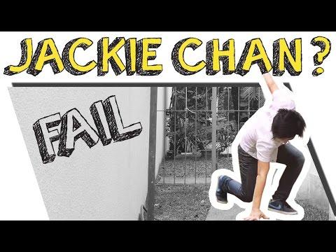 Jackie Chan Fail video