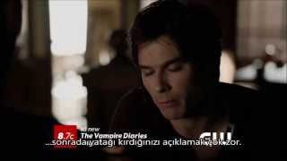 "The Vampire Diaries 5x17  Promo ""Rescue Me"" TR Altyazılı"