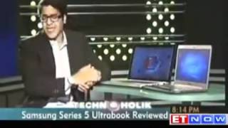 Technoholik - Review HP Envy 15 Samsung Series 5 Ultrabook