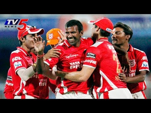 IPL7 | Clinical Kings XI Punjab post 16 run win over RR : TV5 News