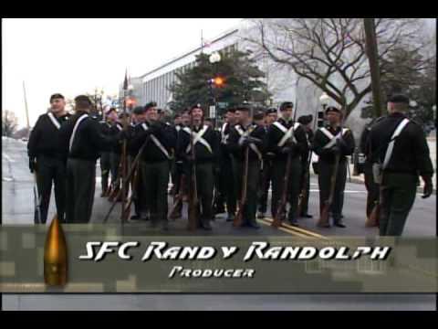 The Old Guard prepares for Obama Inauguration Parade - 올드가드 오바마 취임식 준비하다