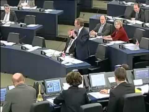 UKIP Nigel Farage - The EU politics of envy May 2013