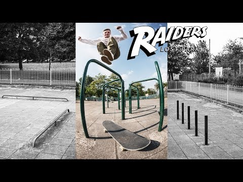 Raiders of the Lost Park 8 - Parsloes skatepark, Dagenham