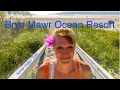 Bryn Mawr Ocean Resort - Aerial Video Tour - RV Florida