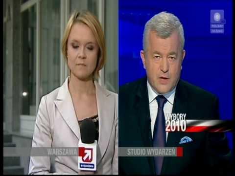 Wydarzenia - Wybory Prezydenckie 2010