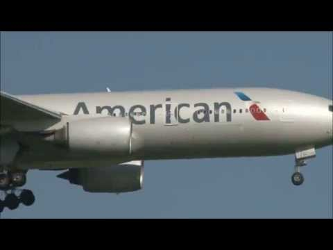 Spotting at John F. Kennedy International Airport - July 14, 2013