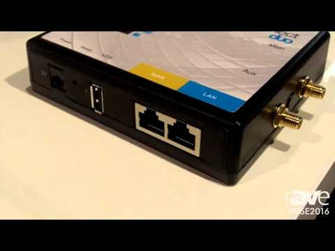 DSE 2016: OptConnect Shows DUO, An Internet Back-Up Router