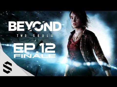 【超能殺機:兩個靈魂】-  PS4中文劇情電影 - 第十二集(大結局) - Beyond : Two Souls - Episode 12 Finale -  超能殺機:雙生之魂- 超凡雙生