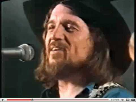 Waylon Jennings Farewell Party