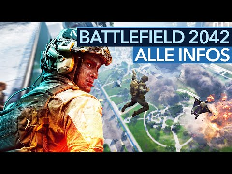 Battlefield 2042: DAS müsst ihr über Battlefield 6 wissen!