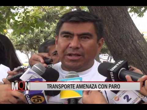 17/12/2014 13:39 TRANSPORTE AMENEZA CON PARO